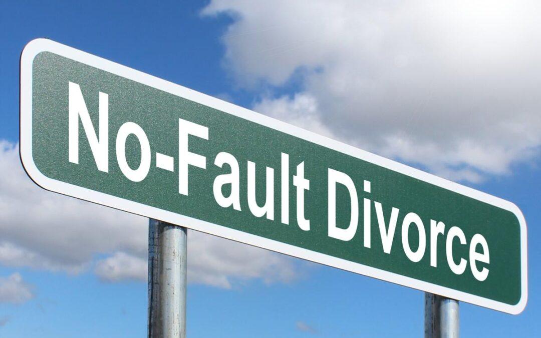 What is a No-Fault Divorce?