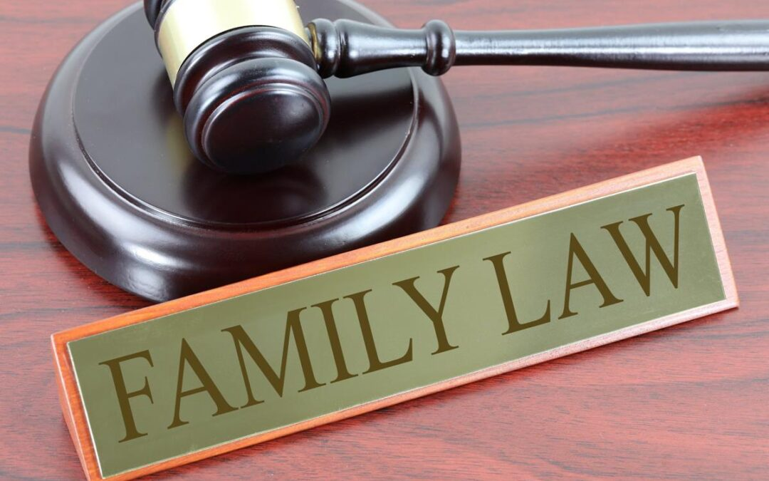 What are Family Law Matters?